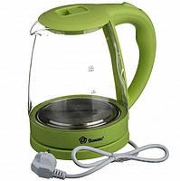 Електричний чайник Domotec Ms-8212 Light Green
