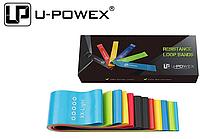 Оригинальные фитнес резинки U-POWEX Петли Резинки для тренировки