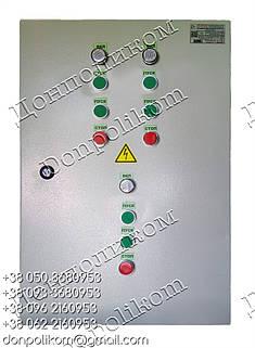 РУСМ5418 реверсивный трехфидерный  ящик управления  электродвигателями, фото 2