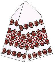 Заготовка полотенца для икон №035