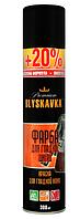 Краска BLYSKAVKA для гладкой кожи 300 мл Черная