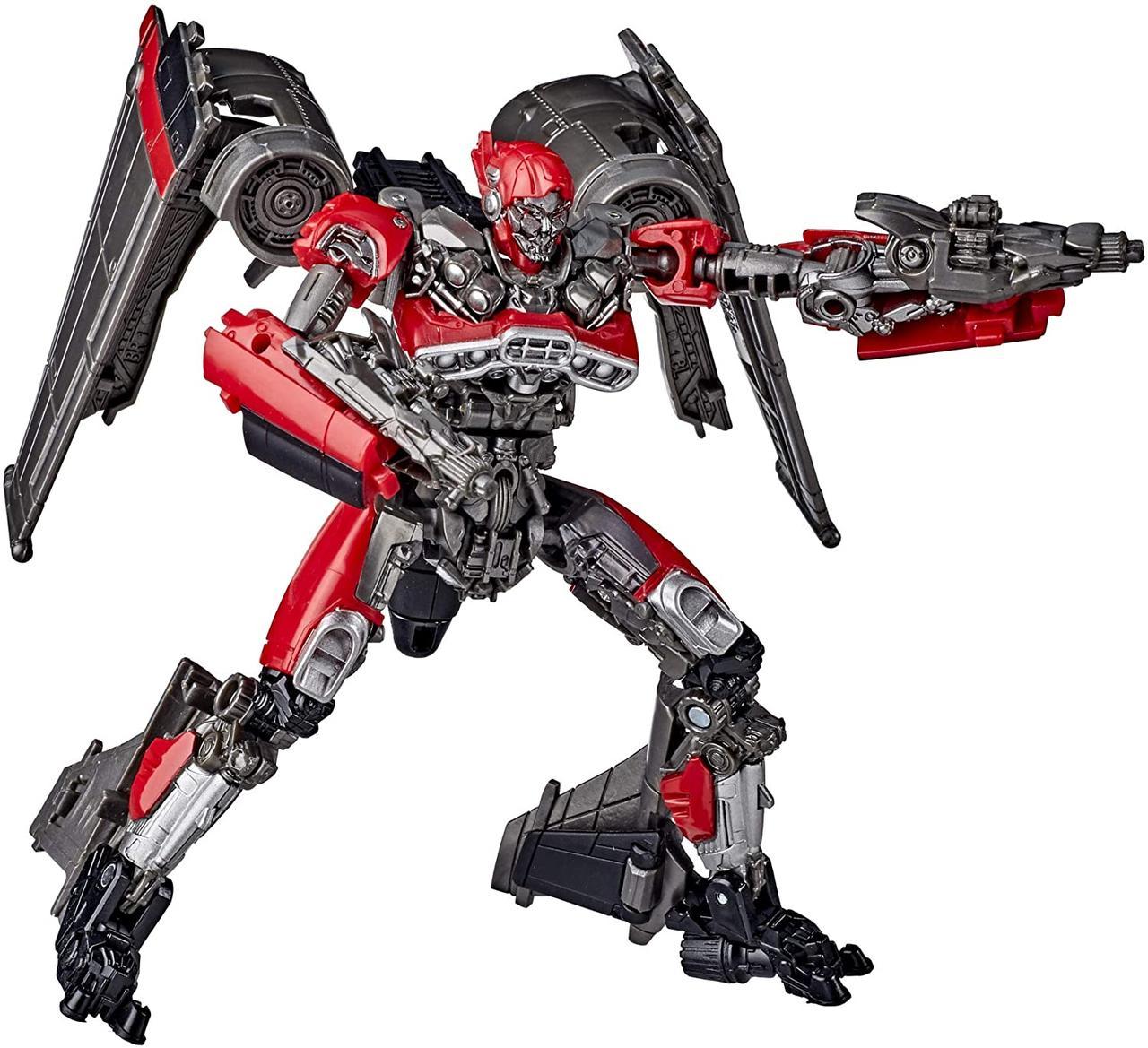 Трансформер Шаттер из Бамблби Transformers Bumblebee Shatter E7201