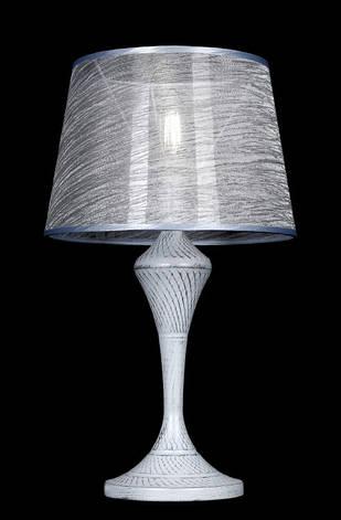 Настольная лампа с абажуром NH1802/1, фото 2