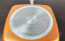 Сковородка с фритюрницей COPPER PAN, фото 3