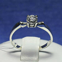 Серебряное кольцо на фалангу 1044, фото 1