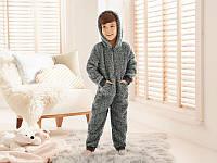 Пижама кигуруми Lupilu для мальчика 2-4 года, рост 98/104