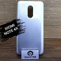 Силиконовый чехол для Xiaomi Redmi Note 4X