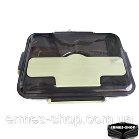 Ланч-бокс 4 секції Shengde   4 Liner Lunch Box