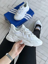 Кроссовки Ozweego Adipren White/Grey