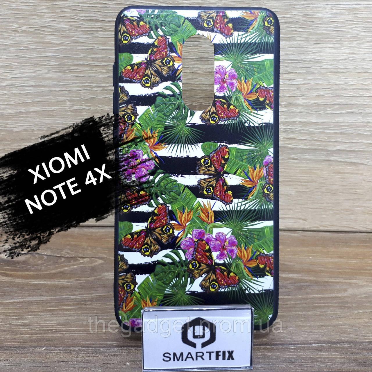 Чохол з малюнком для Xiaomi Redmi Note 4X