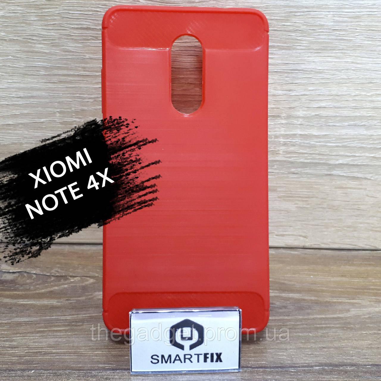 Противоударный чехол для Xiaomi Redmi Note 4X Ultimate