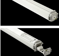 Стельовий вологозахищений світильник ATOM 792 XSlide