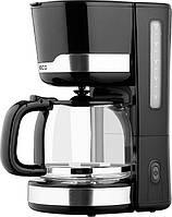 Капельная кофеварка ECG KP 2115 черная, фото 1