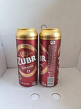 Пиво Zubr  Grand 0.55 л Чехия