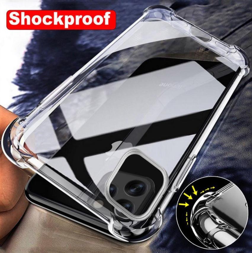 Противоударный прозрачный чехол для Apple iPhone 11 (MWLT2)