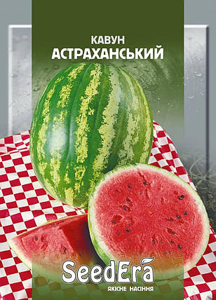 Семена Арбуз Астраханский 1 г Seedera 2749, фото 2