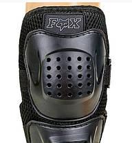 Комплект защиты колен и локтей для мотоциклистов Fox, фото 3