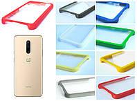 TPU Бампер OnePlus 7 Pro (прозрачный)