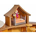 Детский игровой набор Маша и Медведь Дом Медведя с фигурками и аксессуарами Simba, фото 3