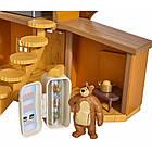 Детский игровой набор Маша и Медведь Дом Медведя с фигурками и аксессуарами Simba, фото 7