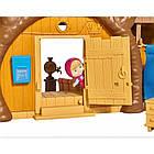 Детский игровой набор Маша и Медведь Дом Медведя с фигурками и аксессуарами Simba, фото 5
