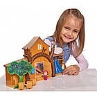 Детский игровой набор Маша и Медведь Дом Медведя с фигурками и аксессуарами Simba, фото 2