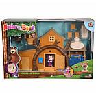 Детский игровой набор Маша и Медведь Дом Медведя с фигурками и аксессуарами Simba, фото 10