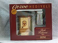 Кофе Набор подарочный MEHMET EFENDI (кофе 250г + турка)