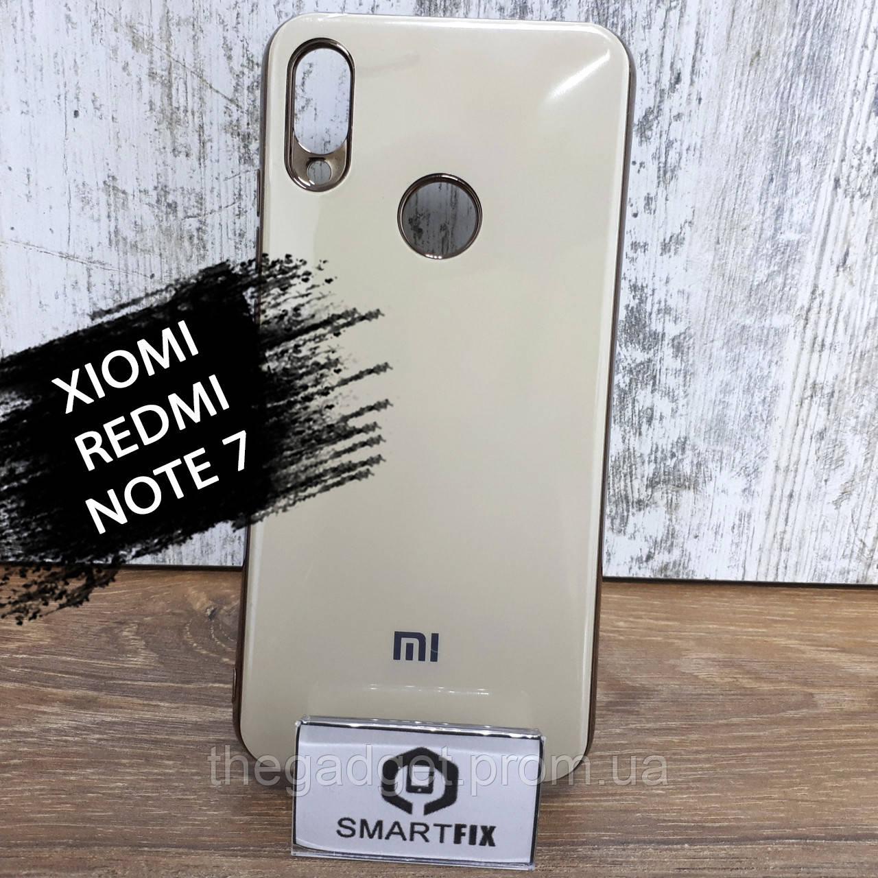 Силиконовый чехол для Xiaomi Redmi Note 7/Note 7 Pro Glossy