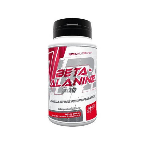 Trec Nutrition Beta Alanine caps 60, фото 2