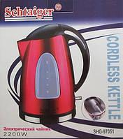 Чайник електричний Schtaiger Shg-97050