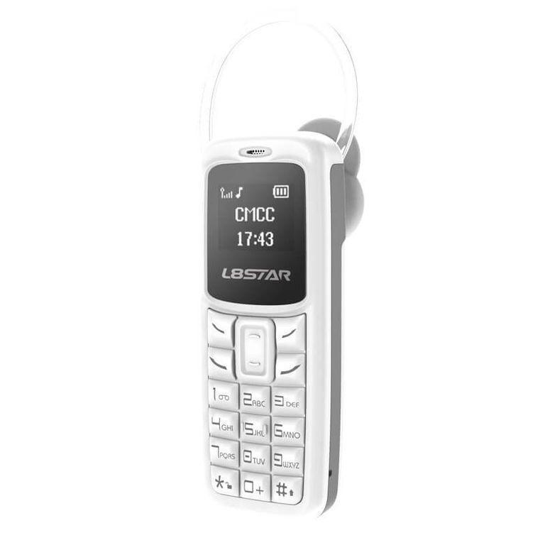 Мини Мобильный Телефон GTSTAR BM30 White Белый