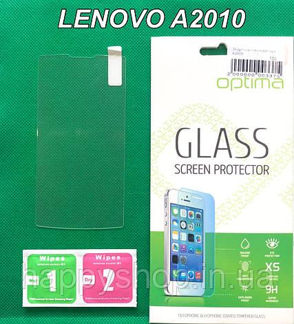 Защитное стекло для Lenovo A2010, фото 2
