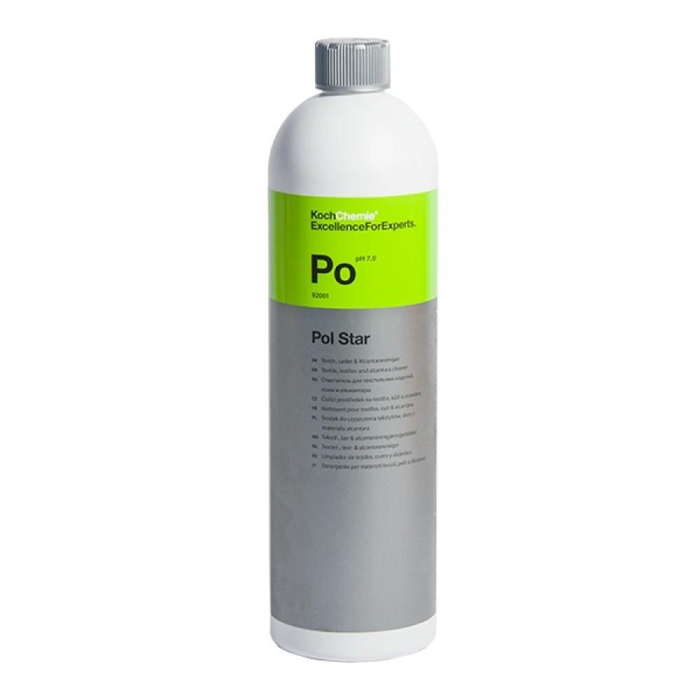Очистка и консервация текстиля, уход за алькантарой Koch Chemie POL STAR 1 л (92001)