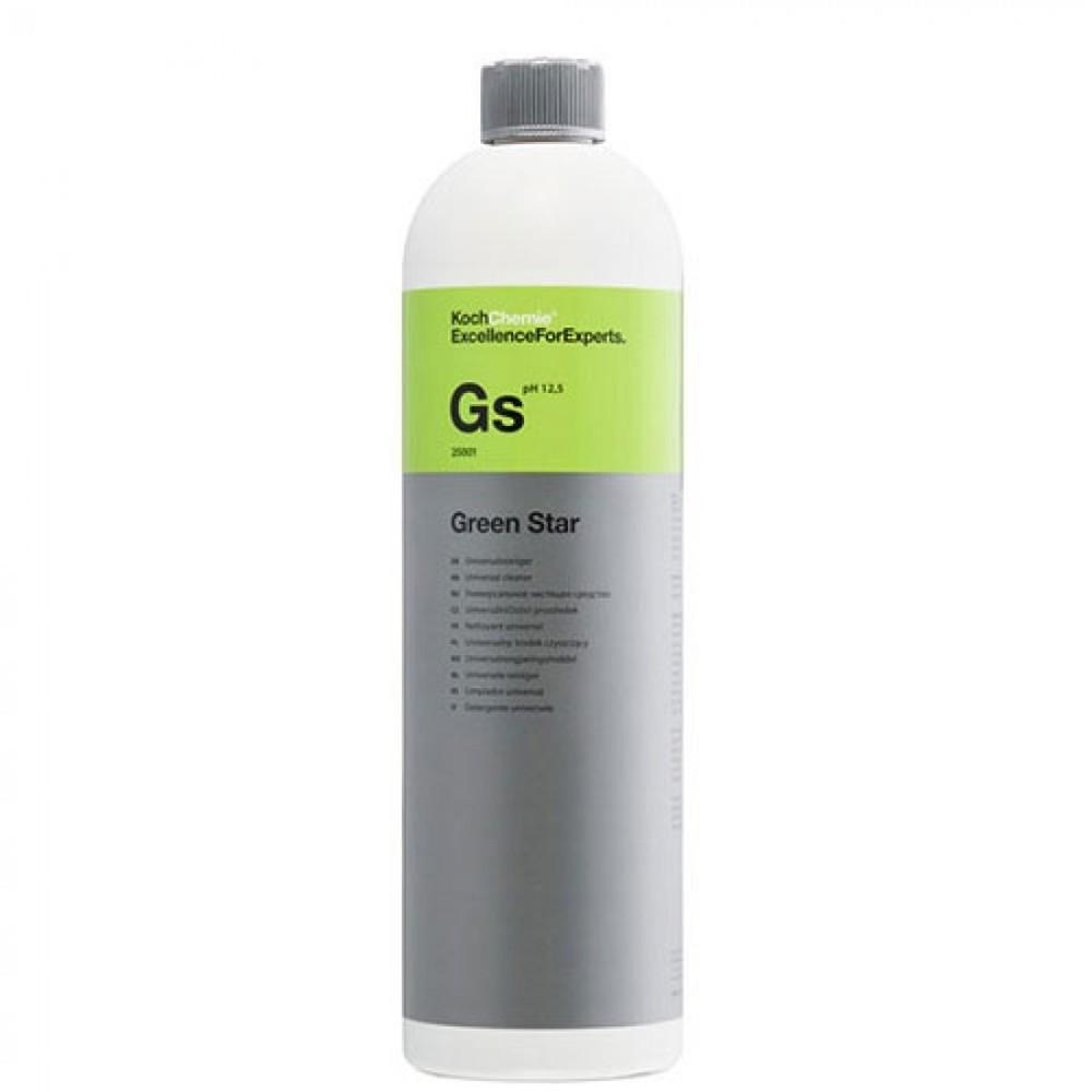 Универсальный бесконтактный шампунь Koch Chemie GREEN STAR 1л (25001)
