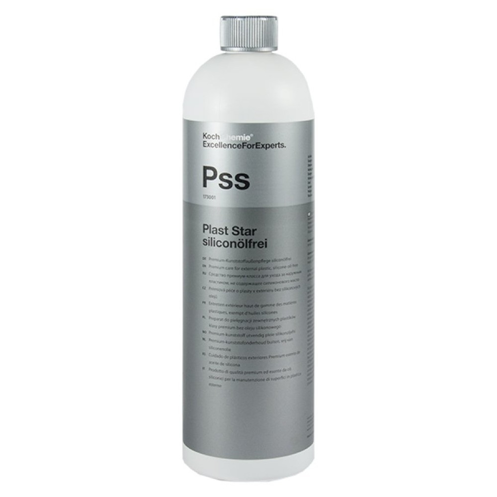 Уход за резиной, пластиком, без силикона Koch Chemie PLAST STAR SILICONOLFREI 1 л (173001)