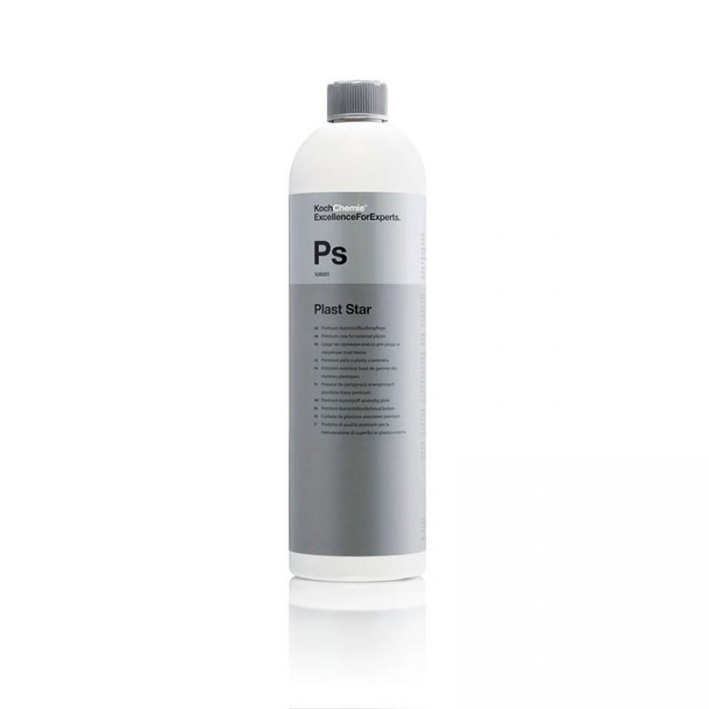 Уход за резиной, пластиком, с силиконом Koch Chemie PLAST STAR 1 л (108001)