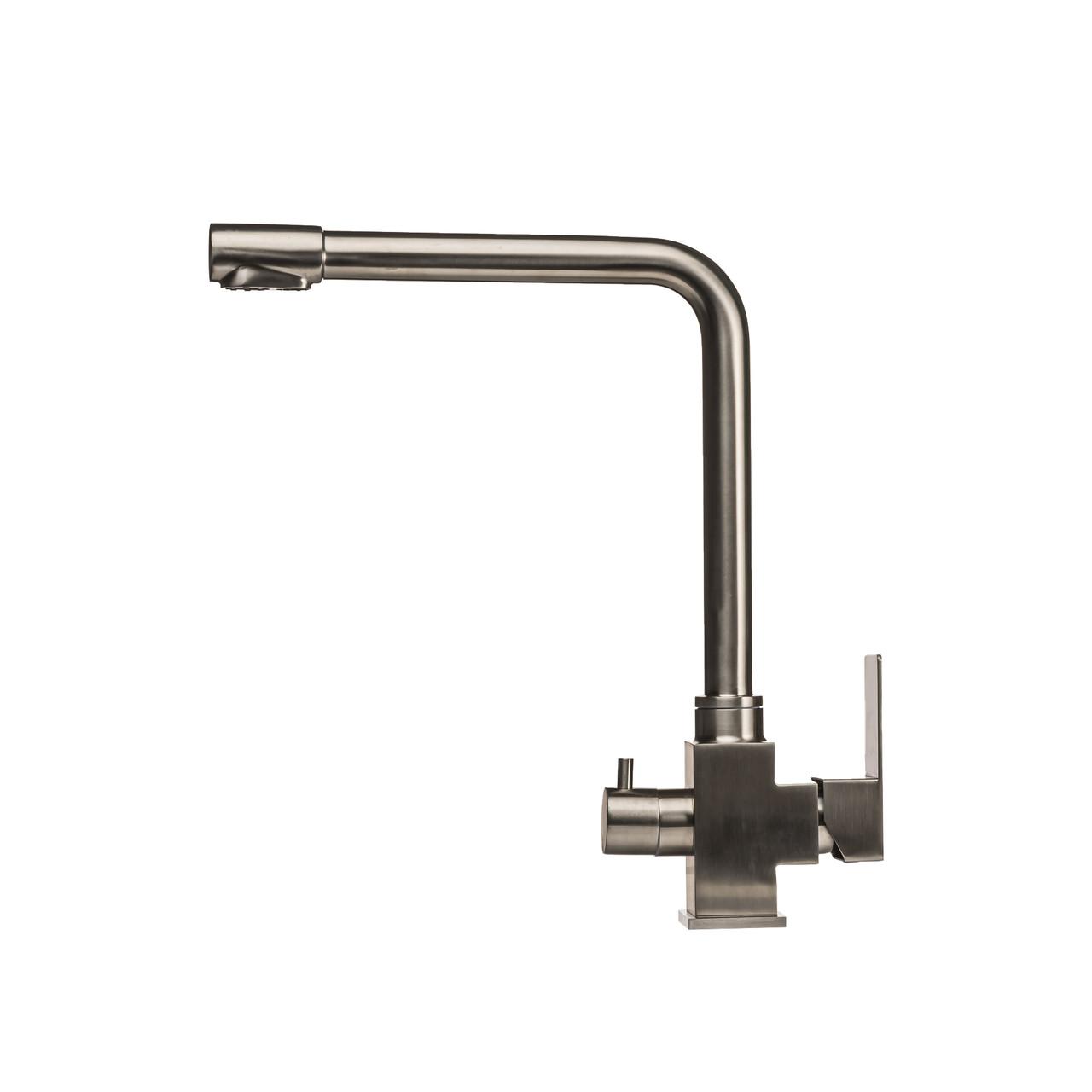 Смеситель для кухни под осмос Globus Lux ALPEN SUS-0110-1