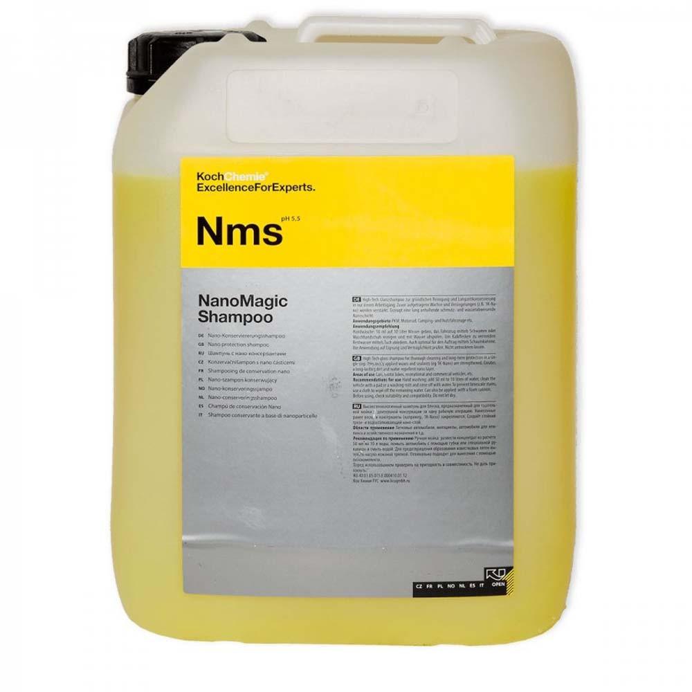 Шампунь для мойки и консервации Koch Chemie NANO MAGIC SHAMPOO 10 л (206010)