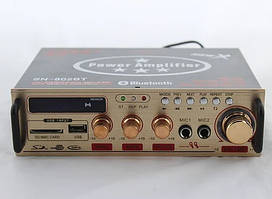 Усилитель AMP 802 BT