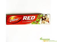 Зубна паста Дабур Ред, 200 г, Красная Зубная паста, Аюрведическая формула, Dabur Red Аюрведа Здесь