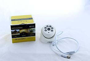 Купольная камера UKC CAD Z201 AHD 4mp 3.6mm ZDX с ИК-подсветкой