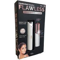 Прибор для удаления волос Flawless / эпилятор  в форме помады