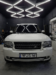 Тонировка окон на Range Rover 2010 г. в.
