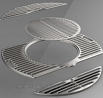 Решетка чугунная BBQ Ø 700 мм для гриля, барбекю и мангала