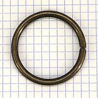 Кольцо 39*4,2 мм антик для сумок t4337 (20 шт.)