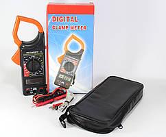 Мультиметр DT-266FT / Токовые клещи AC / тестер