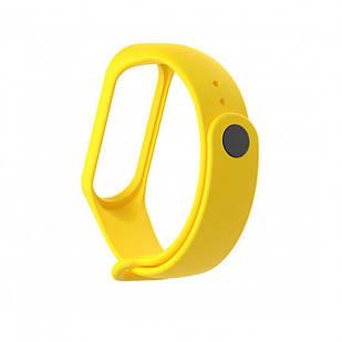 Ремешок Xiaomi Mi Band 2 Желтый