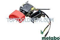 Кнопка для аккумуляторного шуруповерта Metabo PowerMaxx BS 12, 343412370