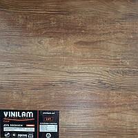 Vinilam 81441-6 Дуб Мюнхен Click 4 mm вінілова плитка